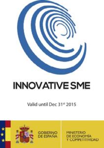 Logo innovative sme